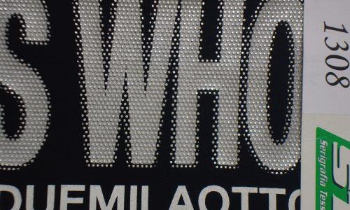 WHO' WHO PUNTINATO + MYLARD 3 COL.